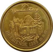 Slovak Heritage Collectors Coin - Hrebienok – obverse