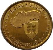 Slovak Heritage Collectors Coin - Hrebienok – reverse