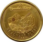 Slovak Heritage Collectors Coin - Skalnaté pleso – obverse