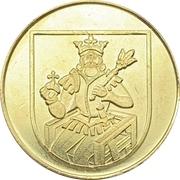 Medal - Cerenany castle – obverse