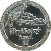 Token - Spissky Hrad (Spisska Kapitula) – reverse