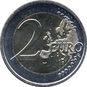2 Euro (University Istropolitana) -  reverse