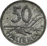 50 Halierov (Trial Strike) – reverse