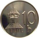 10 Halierov – reverse
