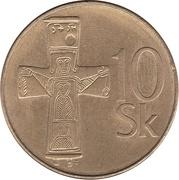 10 Korún -  reverse