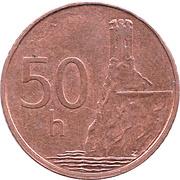 50 Halierov -  reverse