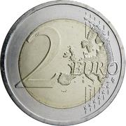 2 Euro (Slovak Republic) -  reverse