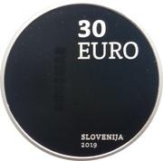 30 Euro (Rejoining of Prekmurje Region) -  reverse