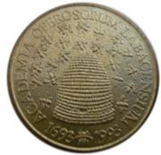 5 Tolarjev (Academia Operosorum Labacensium) – reverse