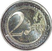 2 Euro (Franc Rozman-Stane) -  reverse