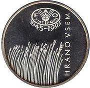 500 Tolarjev (FAO) -  reverse