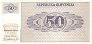 50 Tolarjev -  reverse