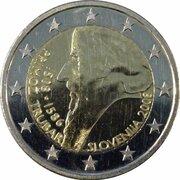 2 Euro (Primož Trubar) -  obverse