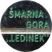 Token - Ledinek (Šmarna gora, Ljubljana) – obverse