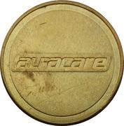 Car Wash Token - Alfacare (Murska Sobota) – reverse