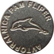 Car Wash Token - Avtopralnica Pam Fliper (Slovenske Konjice) – obverse