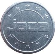 Car Wash Token - Joca (Rače) – reverse