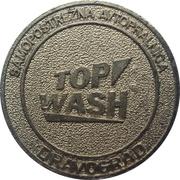 Car Wash Token - Top Wash (Dravograd) – obverse