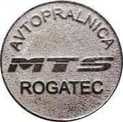 Car Wash Token - Avtopralnica Mikša Transport Slovenija (Rogatec) – reverse