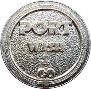 Car Wash Token - Avtopralnica Port wash & go  (Slovenj Gradec) – reverse