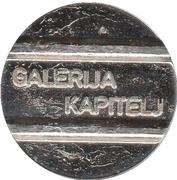 Token - Galerija Kapitelj (Ljubljana) – reverse