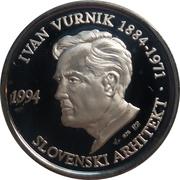 Token - Ivan Vurnik -  obverse