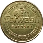 Car Wash Token - Avtopralnica Zaloška (Ljubljana) – obverse