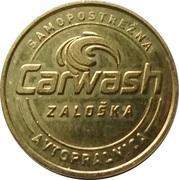 Car Wash Token - Avtopralnica Zaloška (Ljubljana) – reverse