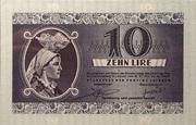 10 lira – reverse
