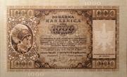 1000 lira – obverse