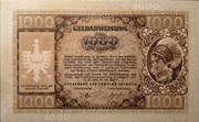 1000 lira – reverse