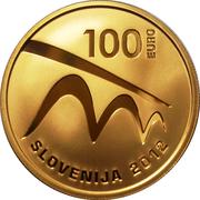 100 Euro (European Capital of Culture) -  obverse