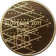 100 Euro (World Rowing Championships in Bled) -  obverse