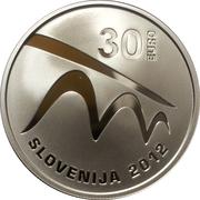 30 Euro (European Capital of Culture - Maribor) -  obverse