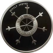 30 Euro (1st Slovene Olympic Medalist) -  reverse