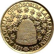 5000 Tolarjev (Academia Operosorum Labacensium) – reverse