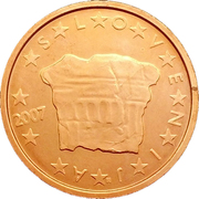 2 Euro Cent -  obverse