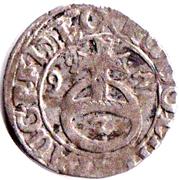 2 Kreuzer - Rudolf II – reverse