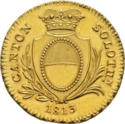 32 Franken – obverse