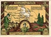 100 Pfennig (Heimatbund Lohengau) – obverse