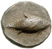 Bronze Æ12 -  reverse