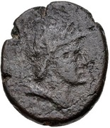 Bronze Æ21 -  reverse