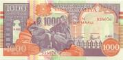 1000 Shilin / 1000 Shillings – obverse