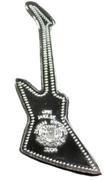 1 Dollar (Guitar coins - Blue Gibson X-plorer) – reverse