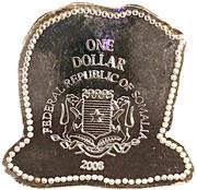 1 Dollar (Polar Bear) – obverse