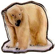 1 Dollar (Polar Bear) – reverse