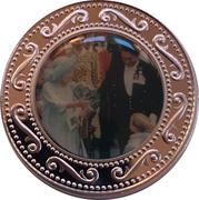 1 Dollar (Queen Mother 101st Birthday) – reverse