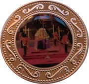 1 Dollar (Queen Mother - Catafalque) – reverse