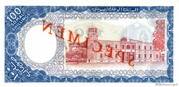 100 Scellini / 100 Somali Shillings – reverse