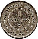 1 Scellino – reverse